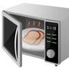 Микроволновая печь и тосты. Детские загадки про микроволновку