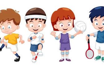 Спорт. Детские загадки про спорт.