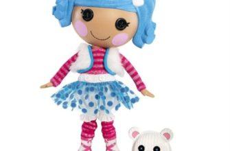 Кукла и собачка. Увлекательные загадки про куклу.