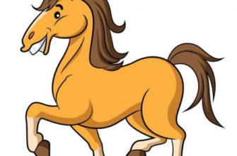 Лошадка. Новые загадки про лошадь.