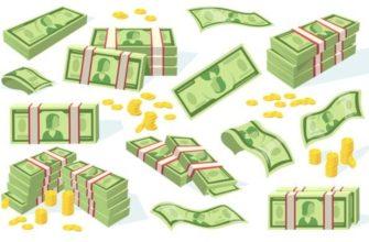 Много денег. Какие есть интересные загадки про деньги.