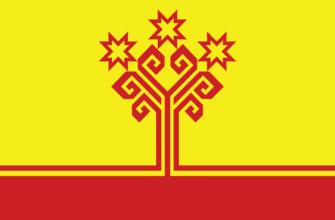 Флаг. Загадки на чувашском языке на логику.