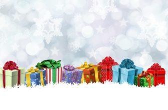 Подарочные коробки. Подборка загадок про подарки