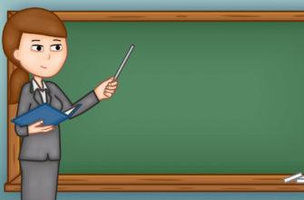 Учительница у доски. Подборка загадок про учителя для школьников