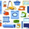 Разные необходимые приборы дома. Загадки для детей.