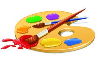 Яркие краски. Головоломки про разные краски для детей.