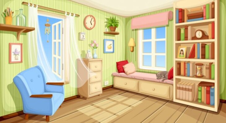 Квартирка. Увлекательные загадки про вещи с квартиры.