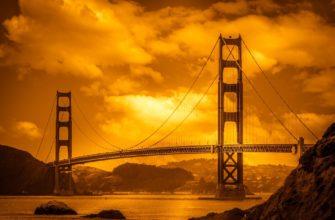 Мост над рекой. Придумать загадки про мост