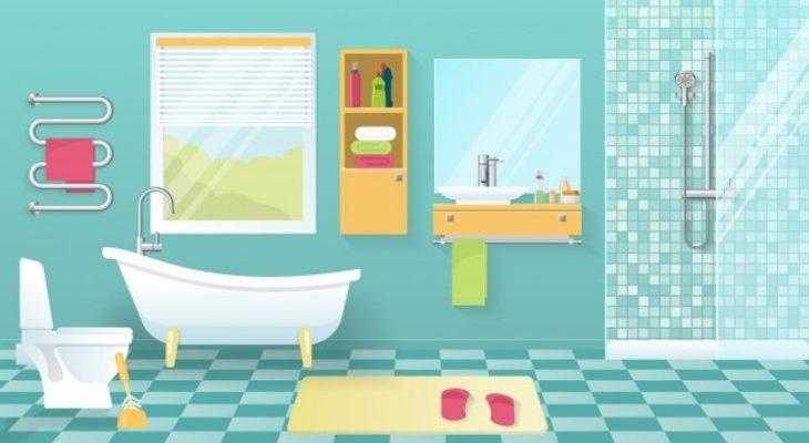 Ванная комната. Увлекательные головоломки про ванную комнату.